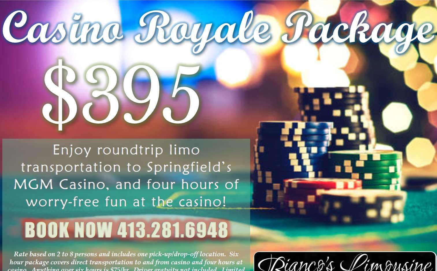 Casino Royale Package
